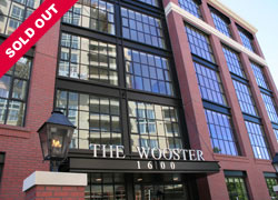 The Wooster Lofts and The Mercer Lofts